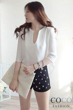 office blouse - Penelusuran Google Office Fashion d7b77b8e1fa7