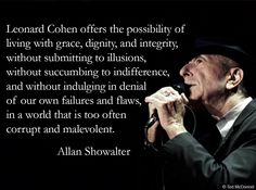 Why I Celebrate Leonard Cohen's Birthday by Cohencentric - 81 on 21/09/15.