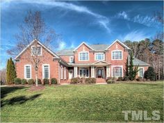 Brick Front, Upgraded Home In Raleigh. Moving To Raleigh, NC? Contact Marc