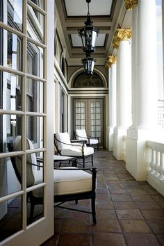 THE US GRANT, San Diego—Bi-Level Presidential Suite Balcony by Luxury Collection Hotels and Resorts, via Flickr