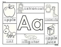 Teaching Letter Sounds, Teaching Letters, Alphabet Activities, Writing Activities, Abc Coloring Pages, Colouring, Informal Letter Writing, Letter Flashcards, Rainbow Writing