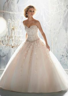 Beautiful ballgown