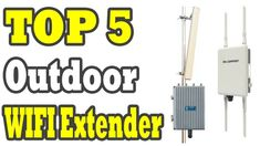 Top 5 Best Outdoor WIFI Extender Review In 2020 | Top Tenly Wifi Extender, Top, Outdoor, Outdoors, Outdoor Games, The Great Outdoors, Crop Shirt, Shirts
