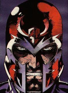 Magneto (Erik Lensherr/Max Eisenhart) | Mutant ability: magnetic control | ~ pencils by Jim Lee