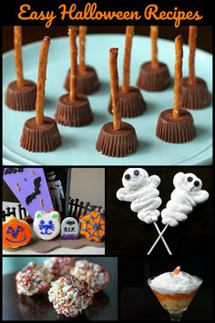 Simple & Easy Halloween Recipes   The Kitchen Magpie Homemade Halloween Treats, Easy Halloween Food, Halloween Baking, Halloween Goodie Bags, Halloween Sweets, Halloween Kitchen, Halloween Party Favors, Halloween Parties, Halloween 2020