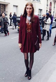 leather harness street style - Google Search