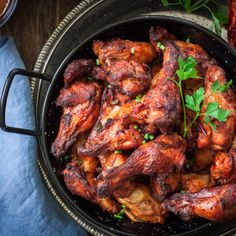 Recette Poulet au fromage blanc et paprika au four Best Chicken Recipes, Meat Recipes, Healthy Recipes, Honey Garlic Chicken, Tandoori Chicken, Berry, Snacks Dishes, Breast Recipe, Healthy Drinks