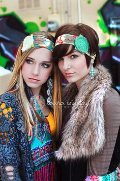 headbands! and LW photography