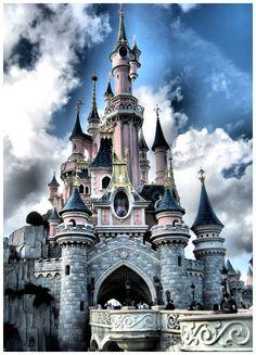 Disneyland Paris...been there!! :)