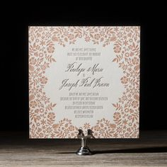 212 Best Floral Organic And Garden Wedding Invitations Images On