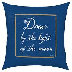 Light of the Moon Pillow at Joss & Main