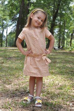 croquet dress oliver S