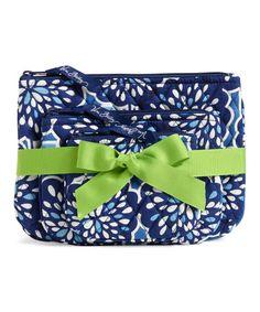 Look at this #zulilyfind! Petal Splash Cosmetic Bag Trio Set #zulilyfinds