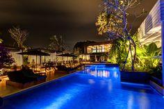 Splendid beach-side venue in Bali... Mozaic Beach Club