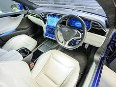 Used 2015 Tesla Model S ALL MODELS for sale in London | Pistonheads