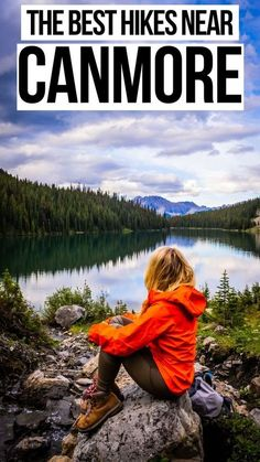 The best hiking in Alberta / Kananaskis Hikes / Canmore Hikes / mountains near Banff / Hiking in the Canadian Rockies / Where to hike in Canmore / Hikes near Calgary #Calgary #Canmore #Hiking #mountains #banff #kananaskis #Canada Banff Hiking, Hiking Trails, Hiking Spots, Places To Travel, Places To See, Alberta Travel, Mountain Hiking, Mountain High, Canada Travel