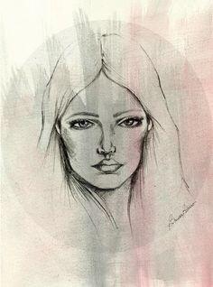 Ilustração Bruna Ribeiro - Fashlight -  www.brunaribeiro.com/blog