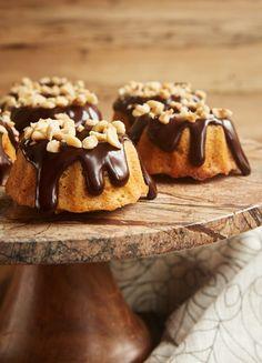 BROWN BUTTER HAZELNUT BUNDT CAKESReally nice recipes. Every  Mein Blog: Alles rund um Genuss & Geschmack  Kochen Backen Braten Vorspeisen Mains & Desserts!
