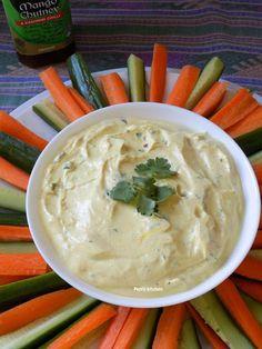 Mango, Greek Recipes, Chutney, Delicious Food, Hummus, Sauces, Dips, Dressing, Ethnic Recipes
