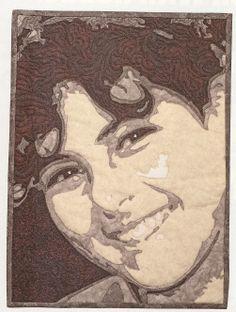 portrait quilt directions