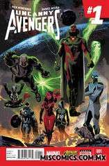Calendario Junio 2015 - Mis Comics MX