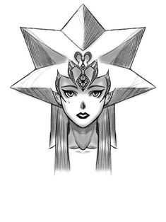 White Diamond by Walkjd1 on DeviantArt