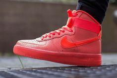 Sneakers Nike   Nike WMNS Air Force 1 Hi Premium Hot Lava Air Force 1 High a7a78236b0c