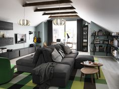 KIVIK- stylish seating packed with comfort.
