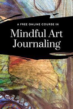 Mindful art journaling worth checking into! Art Journal Pages, Art Journals, Artist Journal, Types Of Journals, Visual Journals, Bullet Journals, Inspiration Drawing, Art Journal Inspiration, Journal Ideas