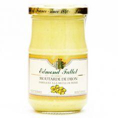 Moutarde de Dijon Glas  210g, 6.-