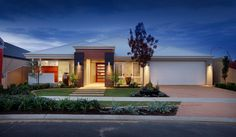 Red Ink Display Homes: The Geneva. Visit www.localbuilders.com.au/display_homes_perth.htm for all display homes in Perth