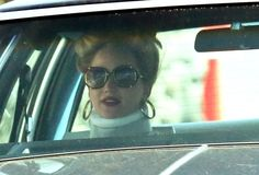 This is Jennifer Lawrence driving back from snap-city on her neck after bad form at the gym!   #This is no Joke!