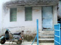 Dharamkot. Sad Blue Trip.