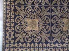 Cross Stitch Charts, Cross Stitch Designs, Cross Stitch Embroidery, Cross Stitch Patterns, Filet Crochet, Diy Projects To Try, Bohemian Rug, Applique, Elsa