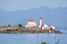 Gabriola Island - Entrance Island -