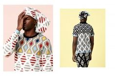 South African textile and knitwear designer Laduma Ngxokolo's colorful interpretations of his Xhosa background have caught the eye of an international crowd. Ngxokolo's textile skill manifested early; in 2010 he won the South African Society of Dyers and Colorist's Design Competition before going on to win the international leg of the competition in London.