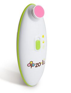 I need this. The thought of having to trim baby's nails is terrifying... We love customers who share our products...Share a product and get $5.00 off your purchase of $25.00 or more Buzz B. battery-operated nail trimmer by ZoLi at Hip Baby Gear