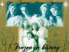 #GD Anastasia, Maria, Tatiana & Olga