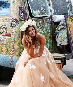 Sadie Robertson Will Launch a New Line of Prom Dresses with Sherri Hill (+Pictures) Winter Formal Dresses, Formal Prom, Formal Wear, Homecoming Dresses, Wedding Dresses, Event Dresses, Grad Dresses, Dress Picture, Beautiful Gowns