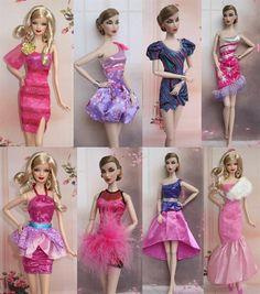 Barby одежда для и обувь для девочек