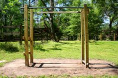 backyard gym on pinterest outdoor gym pull up bar and