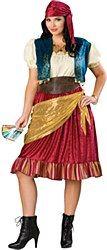 Gypsy Adult Plus Costume