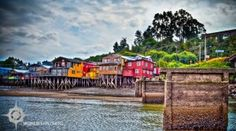 Chiloe Island, Chile Chile, Easter Island, Patagonia, South America, Places Ive Been, Countries, Islands, To Go, Around The Worlds