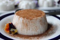 Tembleque de coco puertorriqueño