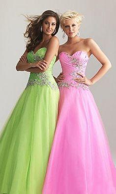 Matching prom dresses - Prom dress style