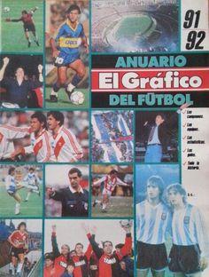 #PrimeraPlana Anuario El Gráfico 91/92