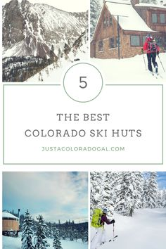 Colorado has some of the best backcountry ski huts in the country. If you love skiing and backcountry huts, these are my favorites. Le Colorado, Colorado Winter, Colorado Hiking, Colorado Mountains, Winter Hiking, Winter Camping, Winter Travel, Denver, Cold Weather Camping