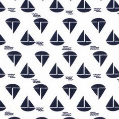 Nautical fabric from Dear Stella