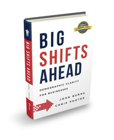 This is my book summary of Big Shifts Ahead: Demographic Clarity For Businesses. It's all about the major demographic shifts happening in the U. right now that affect real estate investing & business. Real Estate Investing Books, Investing In Land, Investment Property For Sale, Investment Firms, Investment Companies, Real Estate Sales, Real Estate Marketing, Lending Company, Financial Information