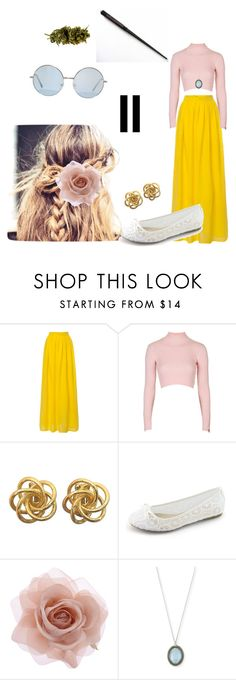 """-I Should Have Known Better- chapter ii"" by nameless-lilia ❤ liked on Polyvore featuring Topshop, Accessorize and Armenta"